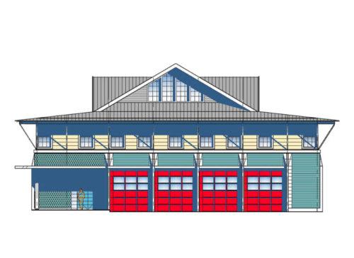 BOROUGH of SEA BRIGHT Municipal EMS Building