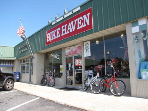 bike haven 081916