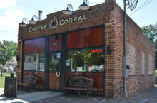 coffee corral ext