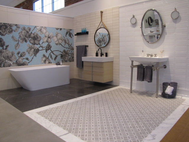 RED BANK: New tile store downtown is not just a toe in the water.