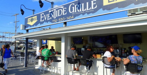 SEA BRIGHT: HAPPY HOUR AT EVENTIDE