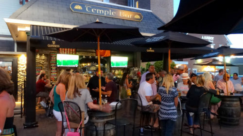 RED BANK: MIDSUMMER NIGHTS AT TEMPLE BAR