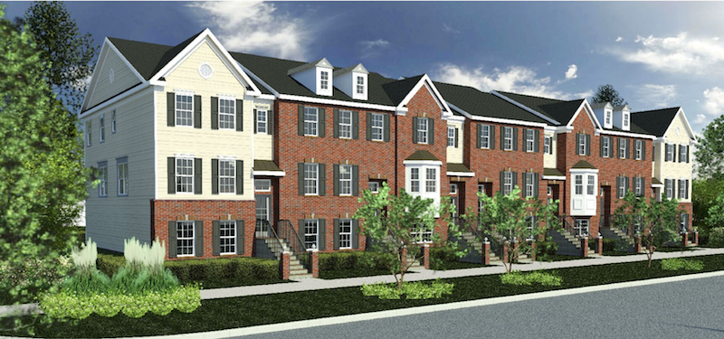 Oakland Square Apartments Red Bank