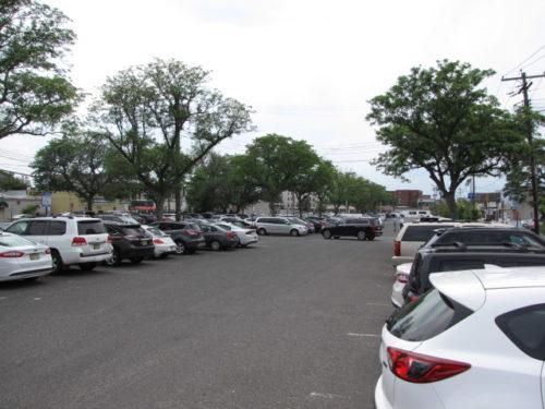 red bank nj white street parking lot