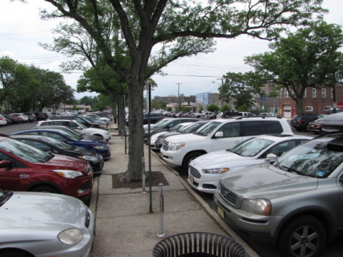 red bank parking white st.