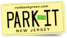 red bank nj parking redbankgreen park it logo