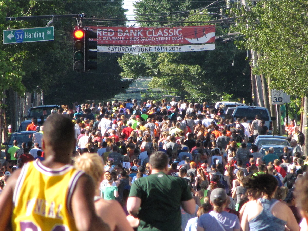 red bank classic 5k 2018