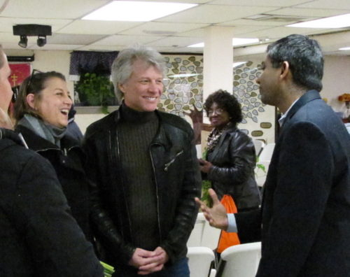 jon bon jovi, dorothea, ritesh shah, red bank nj