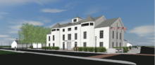 fair haven, nj, borough hall concept