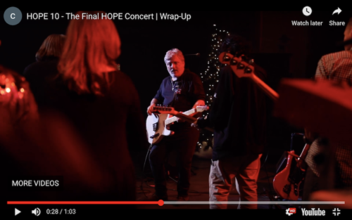 BOBBY BANDIERA hope concert red bank nj 2018