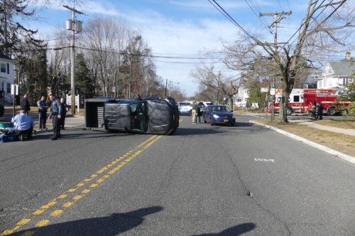 RED BANK nj accident