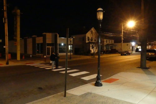 red bank shrewsbury avenue lamps