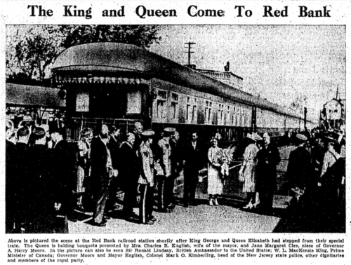 red bank royal visit 1939 2