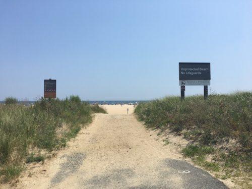 sandy hook beach gateway national