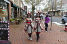 red bank halloween 103119
