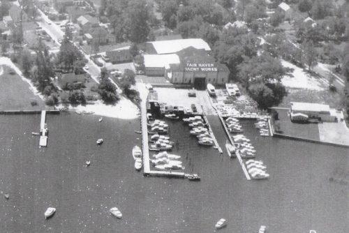 Fair Haven Yacht Works 1962