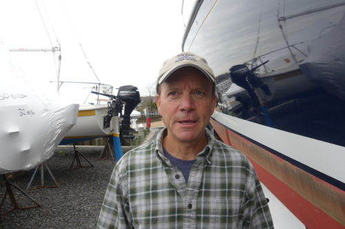fair haven yacht works jim cerruti