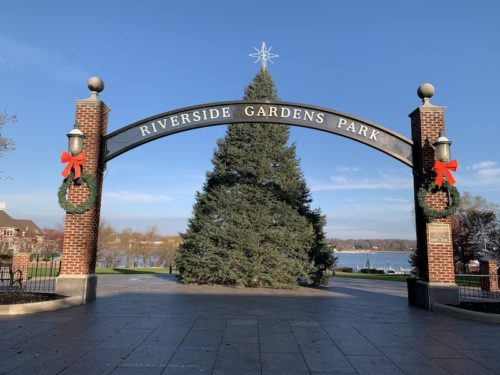 red bank christmas tree 2019