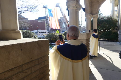 red bank monsignor lowery funeral 120519