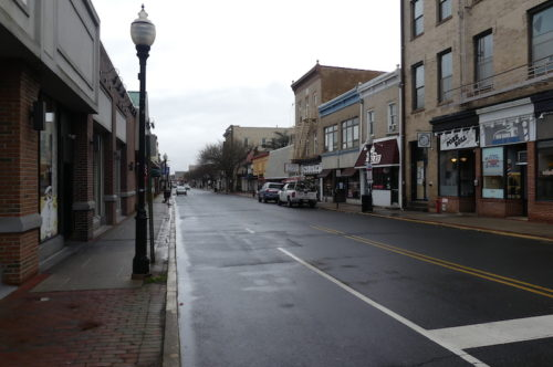 red bank streets 031720 1