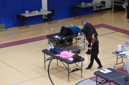 red bank ymca blood drive 032620 2