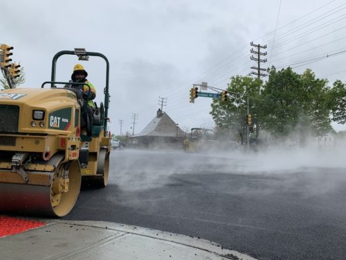 LITTLE SILVER BRANCH REPAVING 050620 1