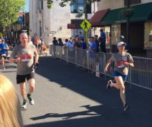 phil tammy murphy red bank classic 5k 2018